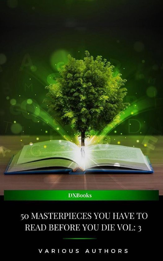 Boek cover 50 Masterpieces you have to read before you die vol: 3 (2020 Edition) van Friedrich Nietzsche (Onbekend)