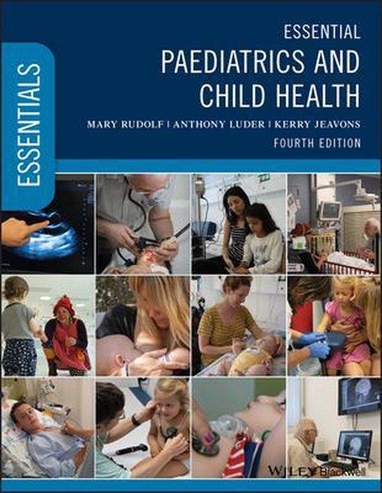 Omslag van Essential Paediatrics and Child Health