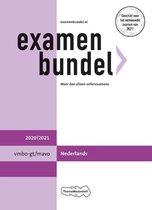 Boek cover Examenbundel vmbo-gt/mavo Nederlands 2020/2021 van  (Paperback)