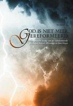 God is niet meer gereformeerd