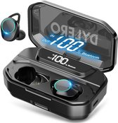 Dylero Draadloze Oordopjes met oplaadcase - Wireless Bluetooth 5.0 Earbuds - Waterproof - Touch Bediening