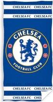 Chelsea Strandlaken Logo - 75 x 150 cm - Blauw