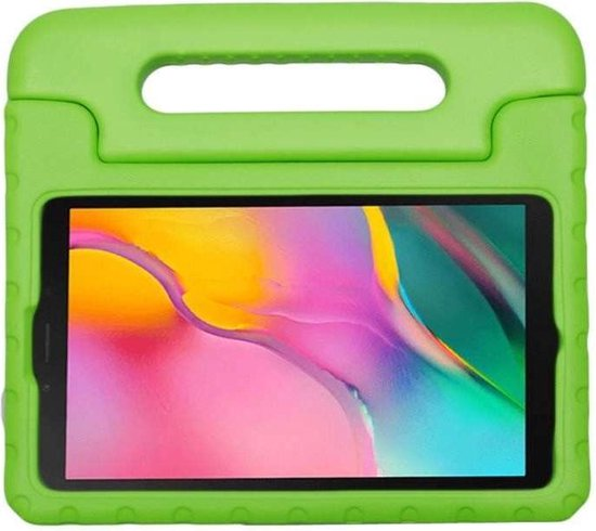 Kids Case Classic Samsung Galaxy Tab A 8.0 2019 - Groen