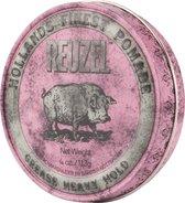Reuzel Pig Pink Grease Heavy Hold Haarwax - 113g