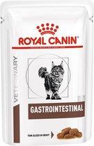 Royal Canin Gastro Intestinal Kat - 48 x 85 g maaltijdzakjes