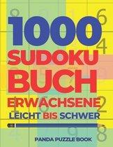 1000 Sudoku Buch Erwachsene Leicht Bis Schwer