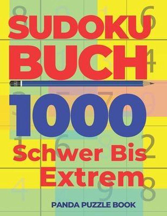 Sudoku Buch 1000 Schwer Bis Extrem