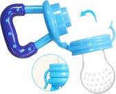 Baby fruit speen - Fruitspeen - De Gezondste Speen - 6-9 maanden - blauw