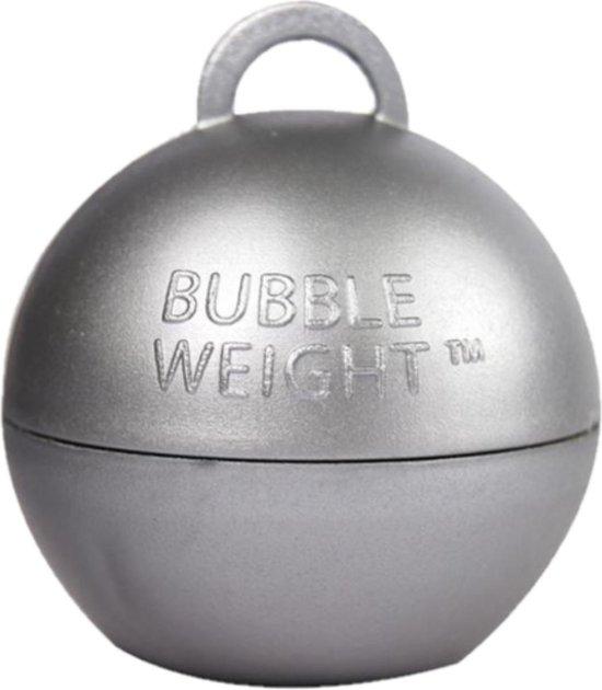 Ballongewicht - Bubble - Zilver - 35 Gram - 1st.