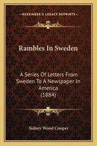 Rambles in Sweden