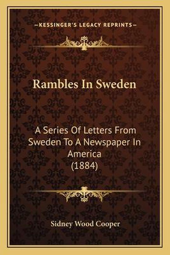 Rambles in Sweden