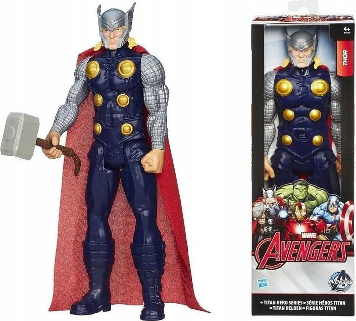 Hasbro Thor Titan Hero Series