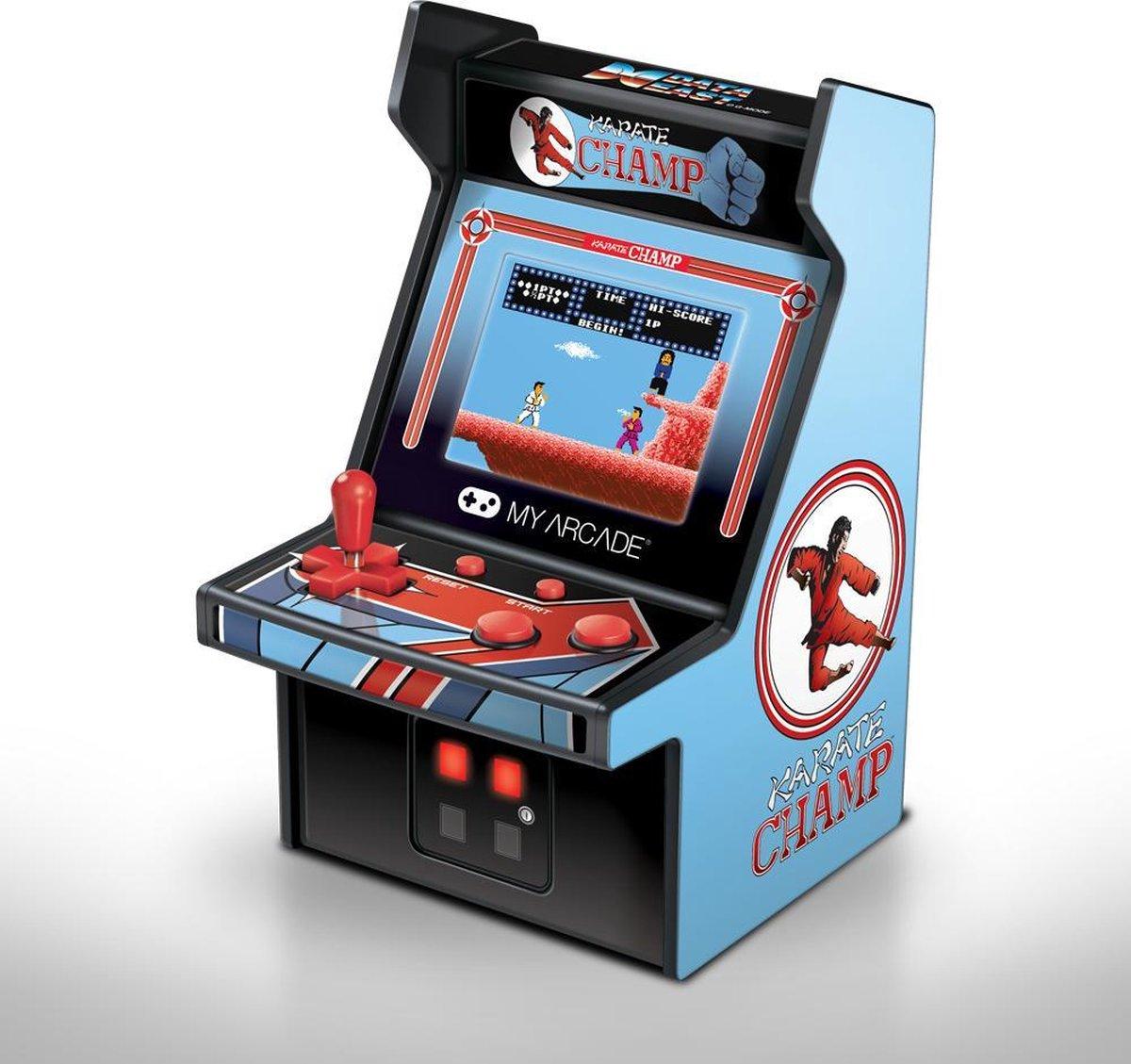 My Arcade Retro Mini Arcade Machine Karate Champ