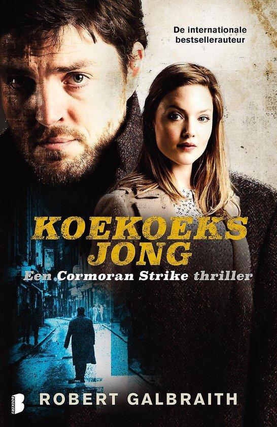 Boek cover Cormoran Strike 1 - Koekoeksjong van Robert Galbraith (Paperback)