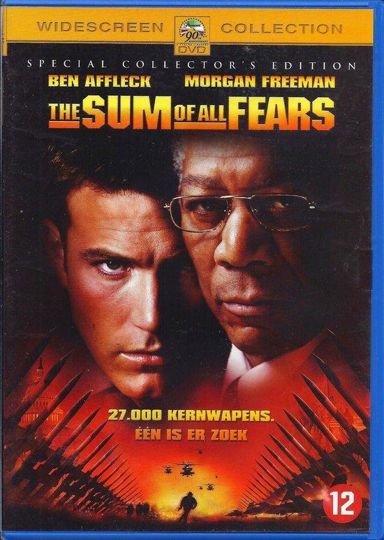Cover van de film 'Sum Of All Fears'