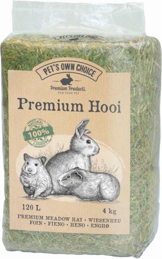 4 kg Pets own choice premium berghooi