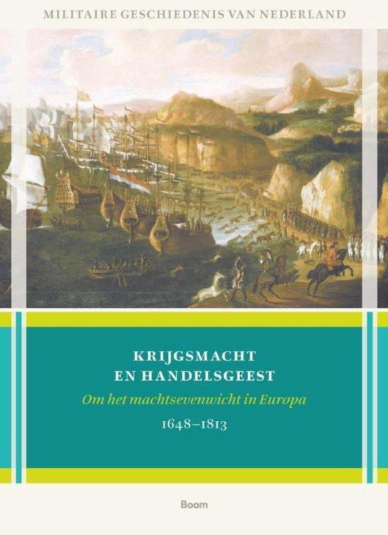 Krijgsmacht en handelsgeest - Marc van Alphen |
