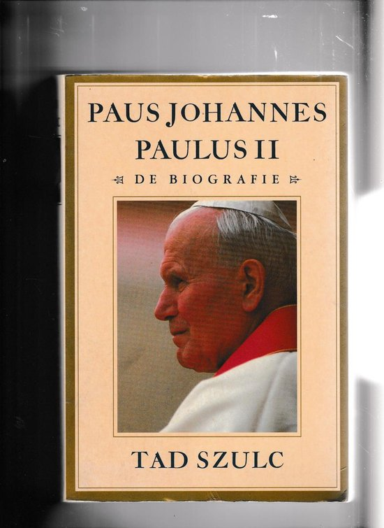 Paus johannes paulus ii - Tad Szulc |