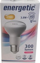 E27 LED Spot R63 Energetic - 3.8W - vervangt 40W