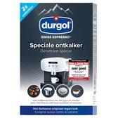 Durgol Swiss Espresso - Koffiemachineontkalker - 2 keer 125 ml.