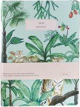Afbeelding van &INK Agenda 2020 - Botanisch