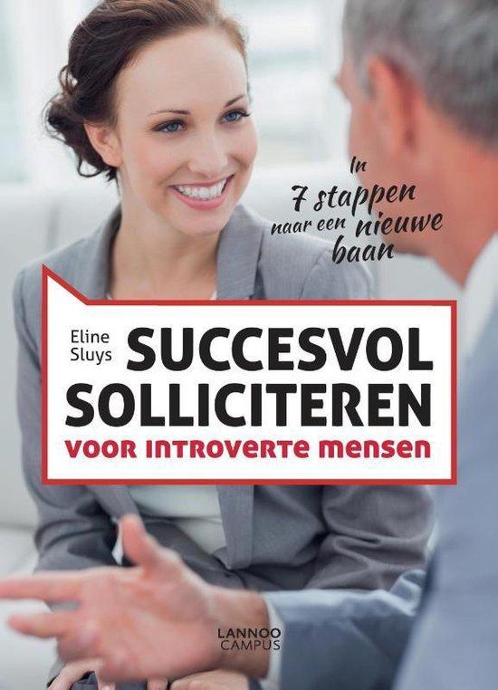 Succesvol solliciteren voor introverte mensen - Eline Sluys   Fthsonline.com