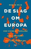Boekomslag van 'De slag om Europa'