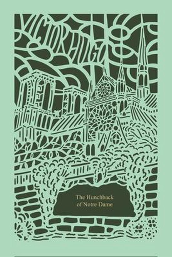 Boek cover The Hunchback of Notre Dame (Seasons Edition -- Spring) van Victor Hugo (Hardcover)