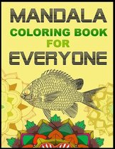 mandala coloring book for everyone