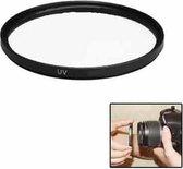 72 mm UV-filter (zwart)
