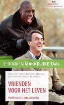 E-boek in makkelijke taal - Vrienden voor het leven