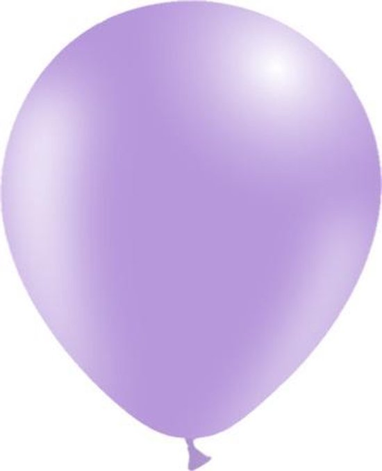 Lila Ballonnen 30cm 50st