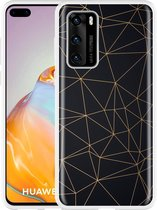 Huawei P40 Hoesje Luxury