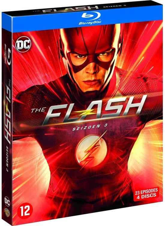 The Flash - Seizoen 3 (Blu-ray)