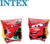 Intex - Zwemvleugeltjes Cars - 3 tot 6 jaar - 18 tot 30 kilo - rood - 23 x 15 cm