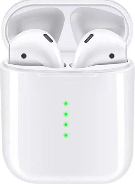 i10 TWS 2020- Volledig Draadloze Oordopjes Bluetooth Oortjes Draadloos – Draadloos oplaadbare case – Pop-up op iOS – Touch functie - Airpods alternatief.