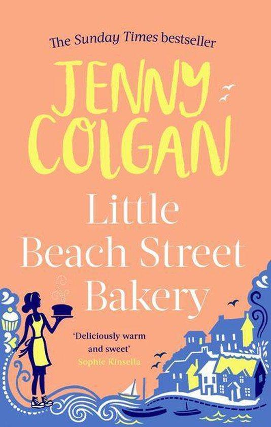 Boek cover Little Beach Street Bakery van Jenny Colgan (Onbekend)