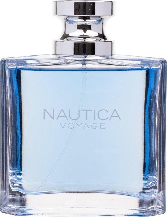 nautica voyage edt 100 ml spray