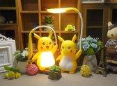 pokemon pikachu nachtlamp - led - kinderkamer