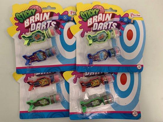Afbeelding van het spel Sticky darts 4 sets