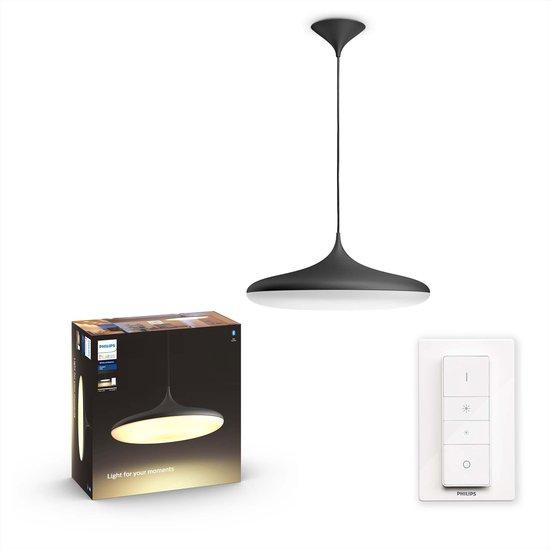 Philips Hue Cher hanglamp - warm tot koelwit licht - zwart