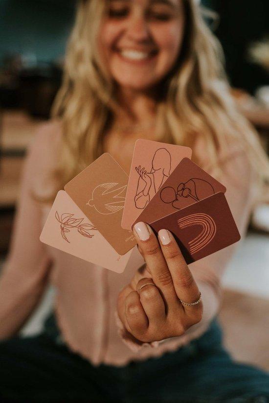 Thumbnail van een extra afbeelding van het spel Spirit Cards ENGELS