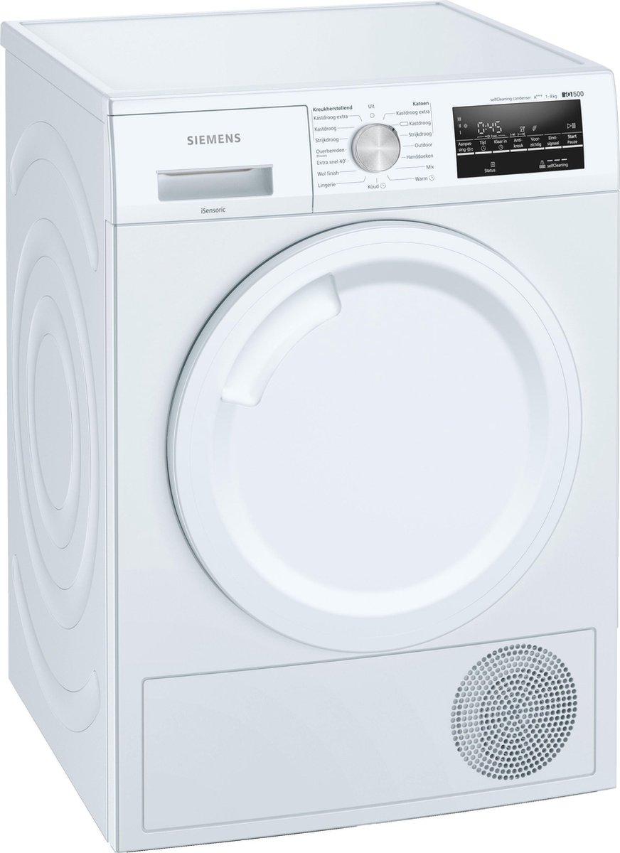 Siemens WT45W470NL – iQ500 – Warmtepompdroger