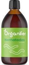 Nematodes - Bodemaaltjes Concentraat - 250ml voor 250m2 - Tegen rozenmoeheid - Wortelaaltjes - Aardappelcysteaaltjes - Bietencysteaaltjes - Voorkomt en geneest - Organifer