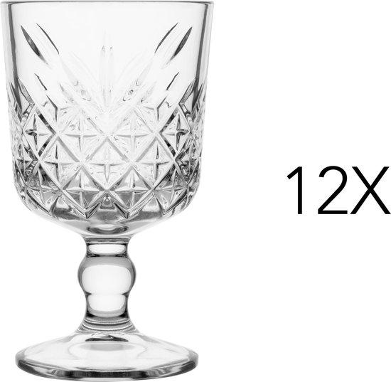 Pasabahce Wijnglas Timeless 32 cl - Transparant 12 stuk(s)