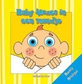 Buddy Boekjes - Baby Mozes in een mandje