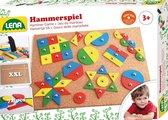 Lena Kinderspel Hamertje Tik Junior Hout 75-delig