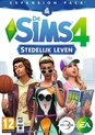 De Sims 4: Stedelijk Leven - Windows + MAC - Add-On - Code in a Box