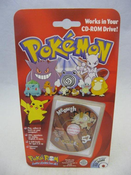 Pokemon 52 Meowth – Windows – CD-ROM – (2000)