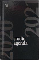 Schoolagenda 2020-2021 - BASIC - Hard Cover ZWART